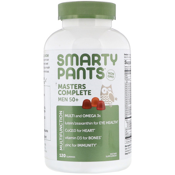Smarty Pants Men's 50+ 1