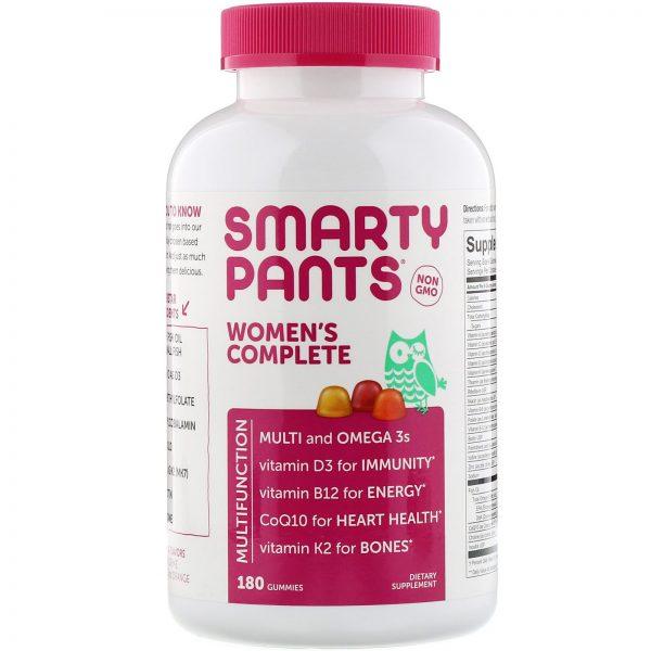 Smarty Pants Women's Complete 1