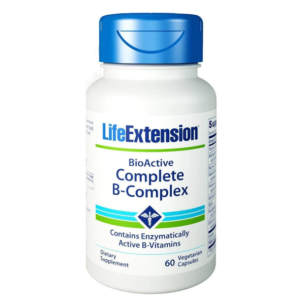 LifeExtension Complete B-Complex 1