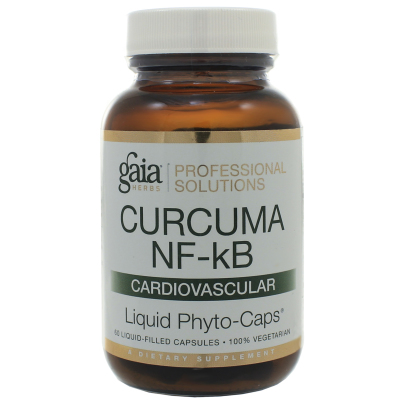 Gaia Herbs Professional Solutions CURCUMA NF-KB 1