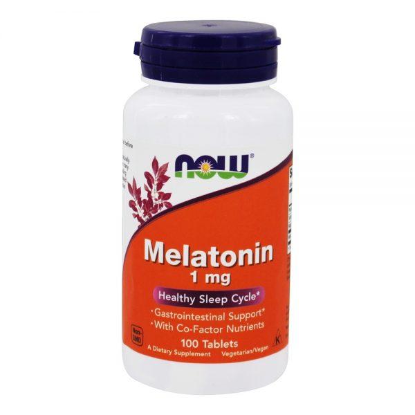 Now Melatonin 1mg 1