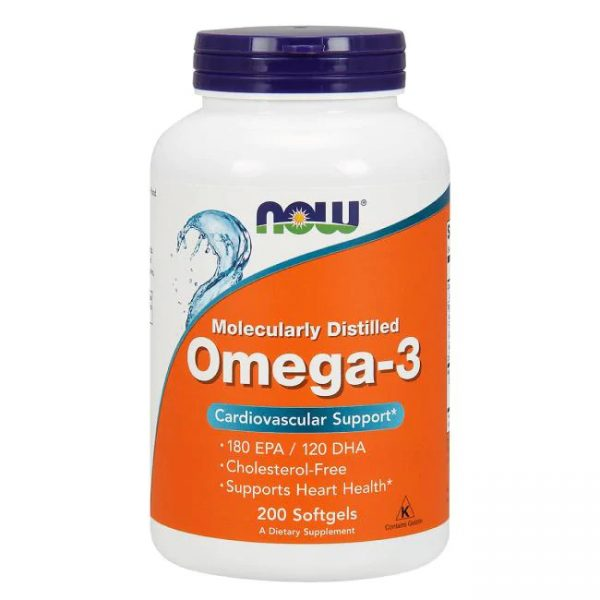 Now Omega-3 1