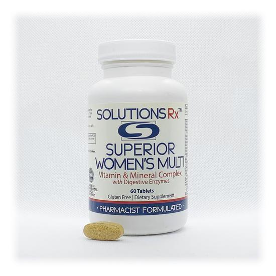 Solutions RX Superior Women's Multi 1